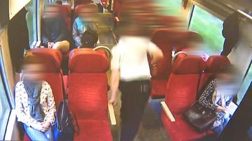 12-05-2016 14:40 Ostrzegł pasażerów na sekundy przed wypadkiem. Zobacz nagranie