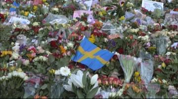 28-04-2017 09:43 Do pięciu wzrosła liczba ofiar śmiertelnych zamachu w Sztokholmie