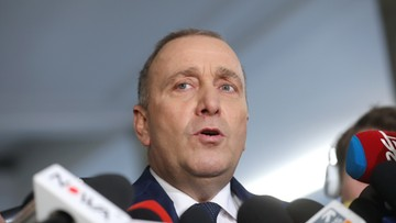 11-01-2017 10:35 Schetyna: proponujemy przerwę w obradach Sejmu do 18 stycznia