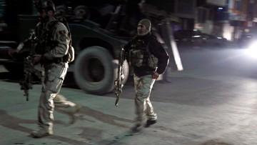 12-12-2015 08:43 Afganistan: atak na pensjonat w Kabulu. Wszyscy napastnicy nie żyją