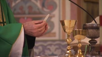 """10-04-2016 18:46 """"Znamiona cudu eucharystycznego"""" - komunikat biskupa diecezji legnickiej"""