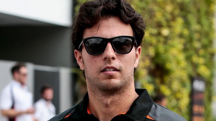 Force India-Mercedes przedłużył kontrakt z Perezem