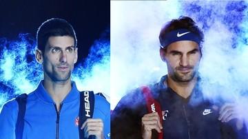 2015-11-21 Magiczny Djokovic w finale z fenomenalnym Federerem