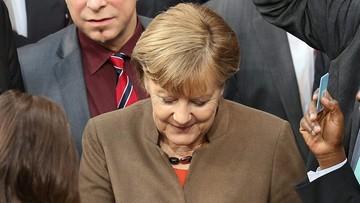 29-02-2016 06:27 Merkel: kryzys migracyjny może rozwiązać tylko cała Europa