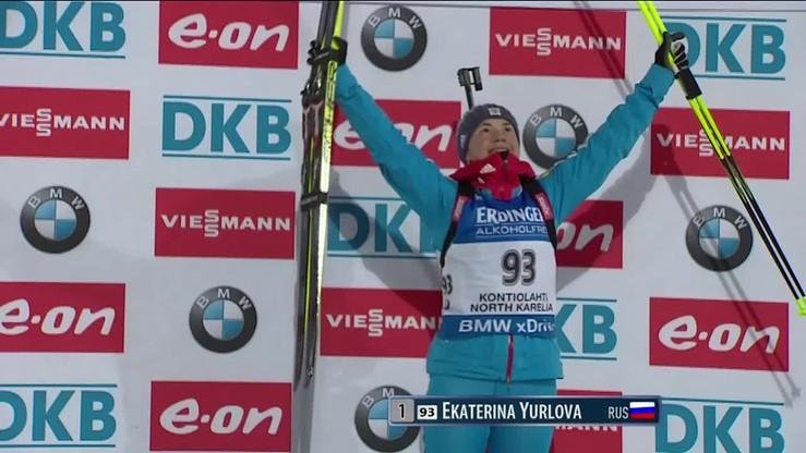 Niespodziewane zwycięstwo Yurlovej! Wzruszający finisz i dekoracja mistrzyni świata