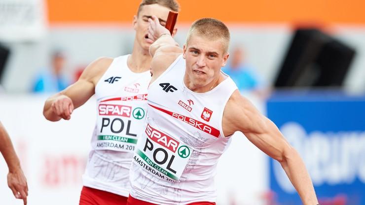 Lekkoatletyczne ME: Szóste miejsce męskiej sztafety 4x100 m