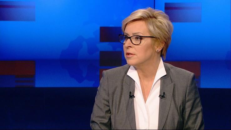 Europosłanka PiS: głównym tematem w UE nie Polska, a Niemcy