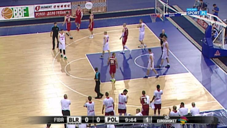 12:0 dla Polaków na start meczu z Białorusią!
