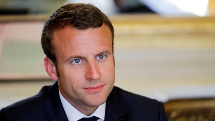 Macron zdecydował o przedłużeniu stanu wyjątkowego we Francji do 1 listopada