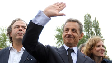 05-09-2016 11:29 Prokuratura chce postawić Sarkozy'ego przed sądem. Za nieprawidłowości w finansowaniu kampanii