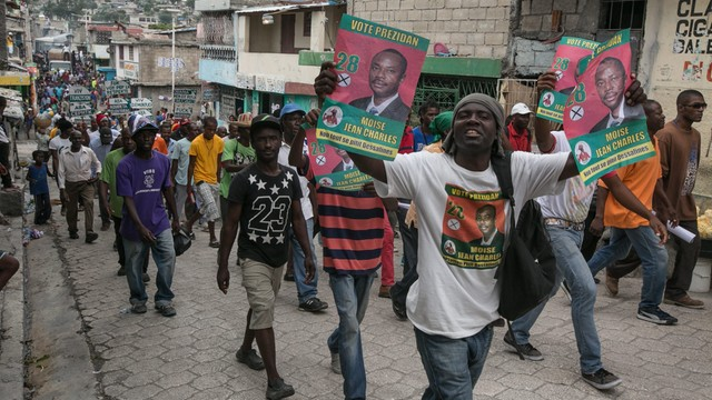 Haiti: zamieszki po ogłoszeniu wyników wyborów