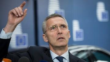 24-05-2017 14:50 USA zwiększyły wydatki obronne w Europie. Sekretarz generalny NATO zadowolony