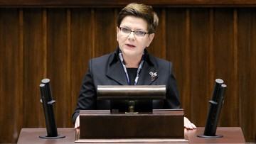 Beata Szydło o gospodarce