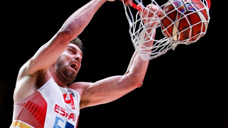 EuroBasket: Gasol wart finału, Francja na kolanach!