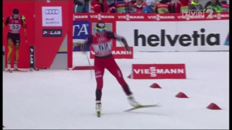 Kowalczyk 10. w biegu na 3 km techniką dowolną - prologu cyklu Tour de Ski