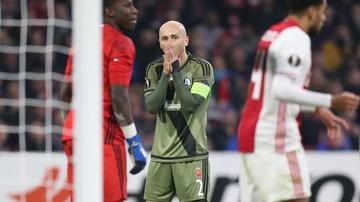 2017-02-24 Pazdan: Ajax był w naszym zasięgu