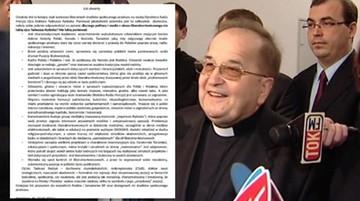 """28-02-2017 17:09 """"Charyzmatyczny kapłan"""". """"Wizjoner"""". List otwarty ministra Szyszki ws. ojca Rydzyka"""