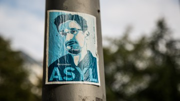 22-12-2016 17:08 USA: Snowden ma kontakt z rosyjskim wywiadem