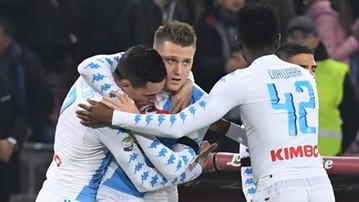 2017-01-10 Kapitalny występ Zielińskiego! Napoli w ćwierćfinale Pucharu Włoch