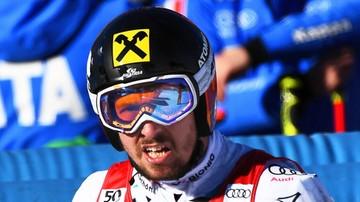 2017-01-29 Alpejski PŚ: Hirscher wygrał gigant w Ga-Pa