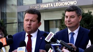 """""""Wycofajcie projekt ws. metropolii warszawskiej"""". Apel PO i prezydenta Legionowa"""