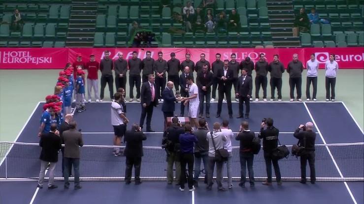 Dustow triumfatorem Wrocław Open