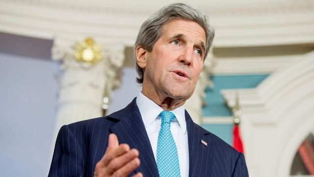 Kerry krytykuje wypowiedź szefa MSZ Syrii w sprawie rozmów w Genewie