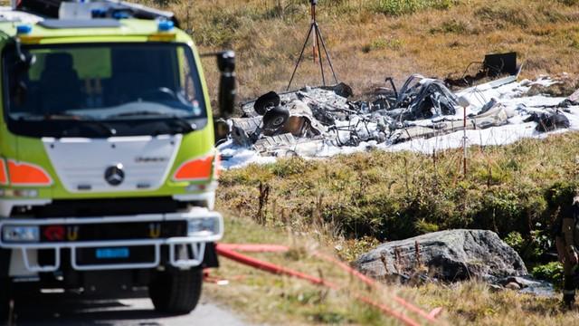 Szwajcaria: Dwóch zabitych w katastrofie wojskowego śmigłowca