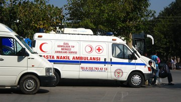23-08-2017 12:14 Wypadek autobusu z polskimi turystami w Turcji. Są ranni