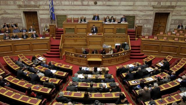 Grecki parlament wzywa rząd od uznania Państwa Palestyńskiego