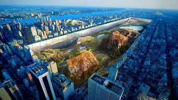 30-03-2016 10:16 Góry i jeziora w Central Parku. Zwycięski projekt  prestiżowego konkursu architektów