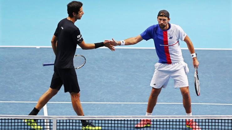 ATP Finals: Kubot/Melo - Kontinen/Peers. Transmisja w Polsacie Sport Extra