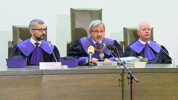 12-09-2017 12:10 SN odmówił odpowiedzi na pytanie prawne ws. umocowania Przyłębskiej jako prezesa Trybunału Konstytucyjnego