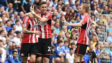 2015-11-23 Niespodzianka w Londynie! Pierwsze zwycięstwo Sunderlandu na wyjeździe