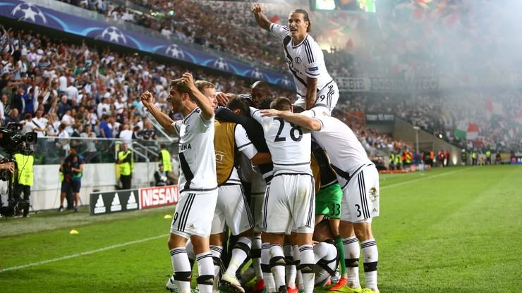 Legia zagra z Realem i Borussią!