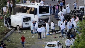 13-05-2016 05:24 Eksplozja bomby w Turcji. Cztery osoby nie żyją