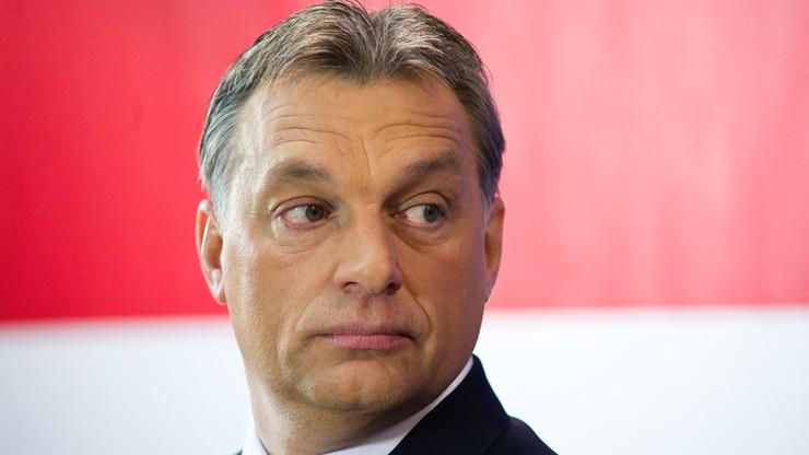"""""""Sueddeutsche Zeitung"""": Orban zrywa z UE, stawia się poza prawem"""
