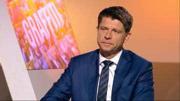 Petru: rekonstrukcja rządu ma przykryć aferę w spółkach Skarbu Państwa