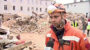 Świebodzice: ratownik opowiada o przebiegu dramatycznej akcji poszukiwawczej