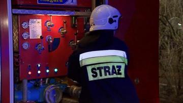 Eksplozja gazu w Opolskiem. Dwie osoby ranne
