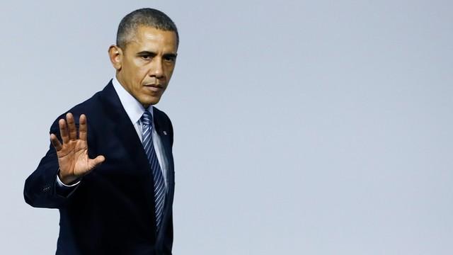 Obama wyobraża sobie żony jako prezydenta USA