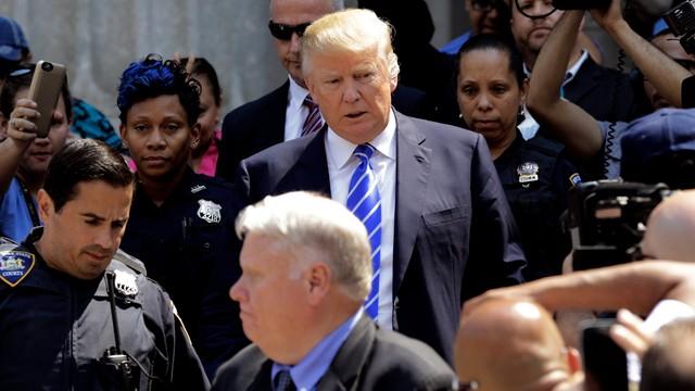 USA: Trump zwiększa przewagę nad rywalami