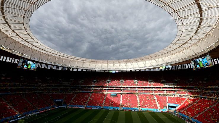 Gdyby to widział Garrincha! Stadion w Brasilii zajezdnią autobusową