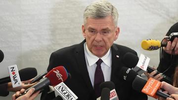 20-12-2016 14:22 Karczewski: Senat będzie rozpatrywał ustawy głosowane w piątek