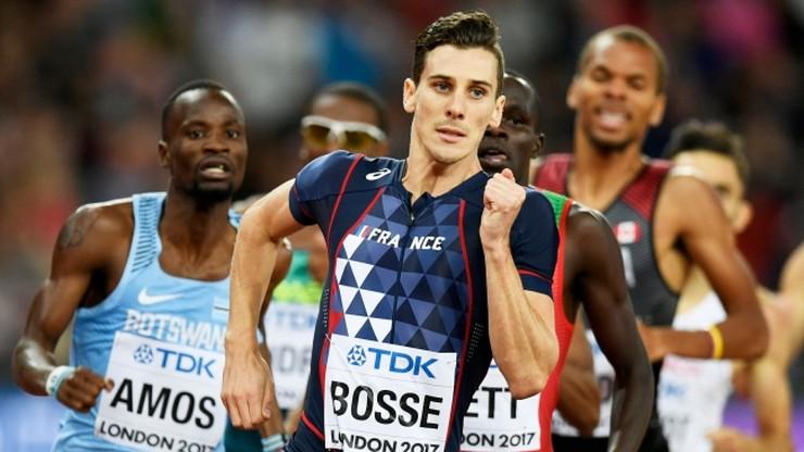 Bosse: Nie byłem w stanie świętować jak Bolt