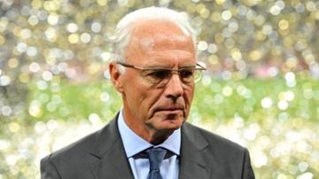 2015-10-26 Niemcy kupili MŚ 2006? Beckenbauer przyznał się do błędu