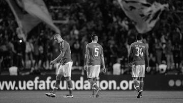 2016-10-29 Kibic Benfiki Lizbona zmarł na trybunach