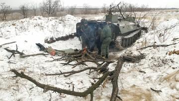 19-12-2016 18:22 Ukraina: separatyści wznowili ataki na siły rządowe