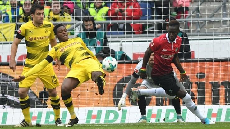 Bundesliga: Borussia Dortmund przegrała z beniaminkiem