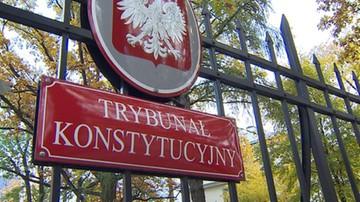 """Trybunał Konstytucyjny badał tzw. ustawę o """"bestiach"""". Wyrok 23 listopada"""